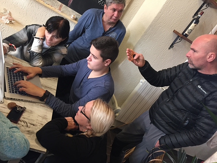 fotografický workshop Toskánsko, november 2015