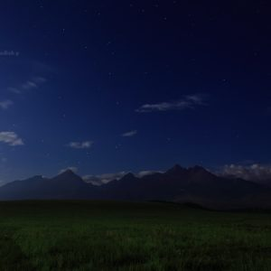 hviezdy nad tatrami