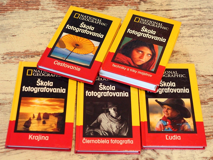 škola fotografovania - national geographic