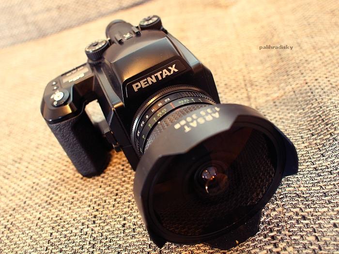 pentax645n