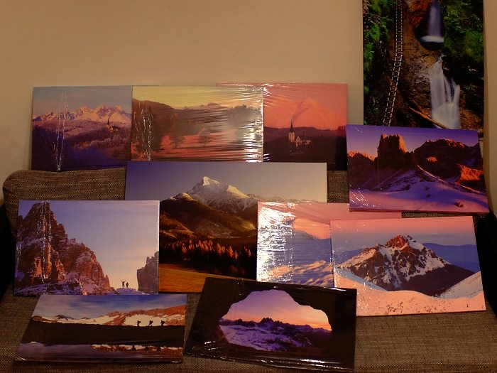 obrazy na plátne