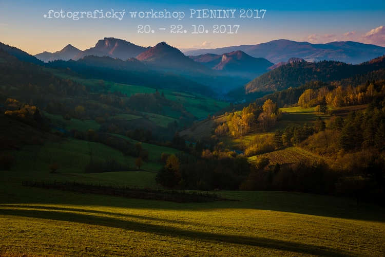 fotograficky workshop pieniny