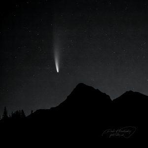 tatry a kométa C/2020 F3 (NEOWISE)